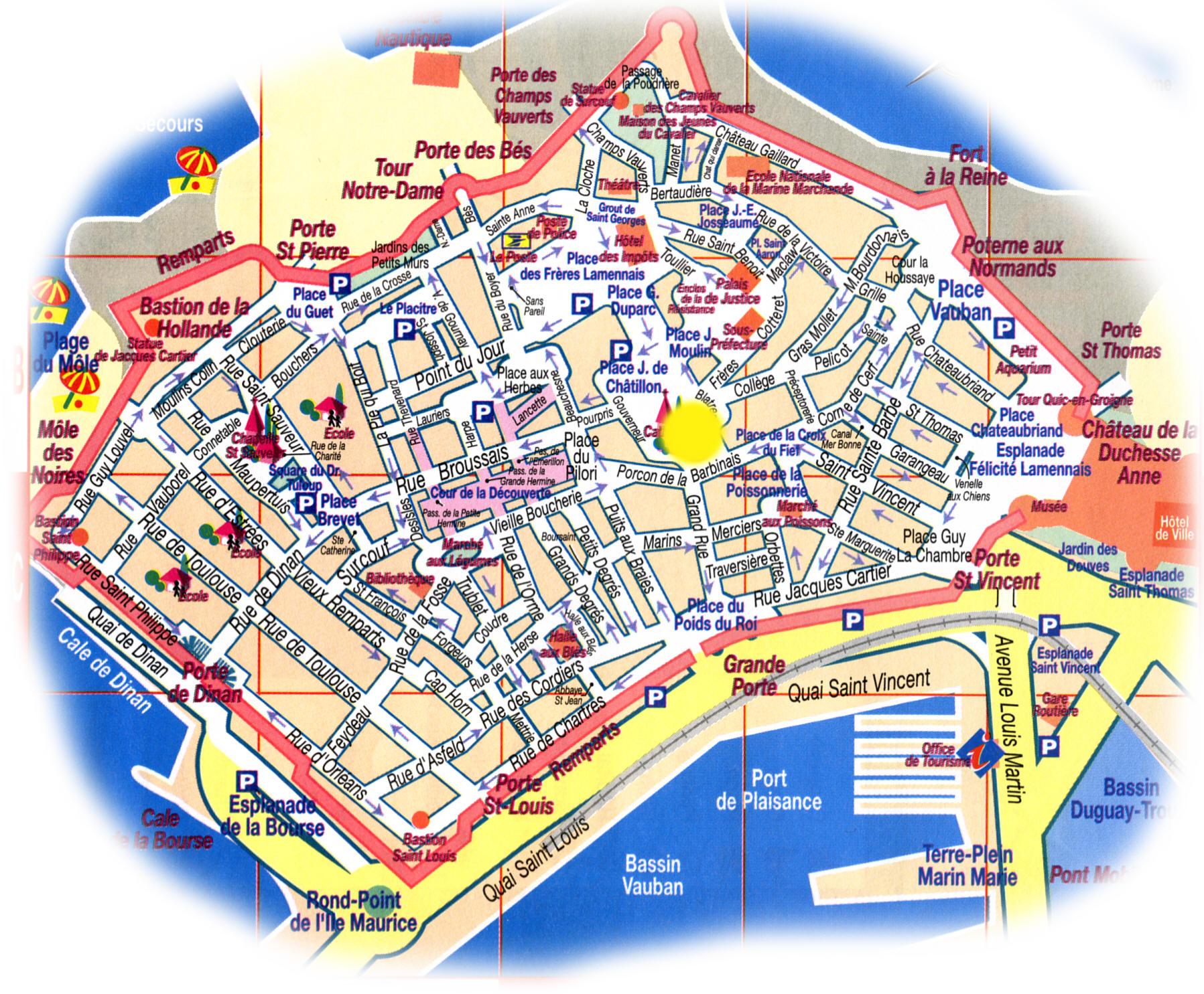 des plans cul Saint-Malo
